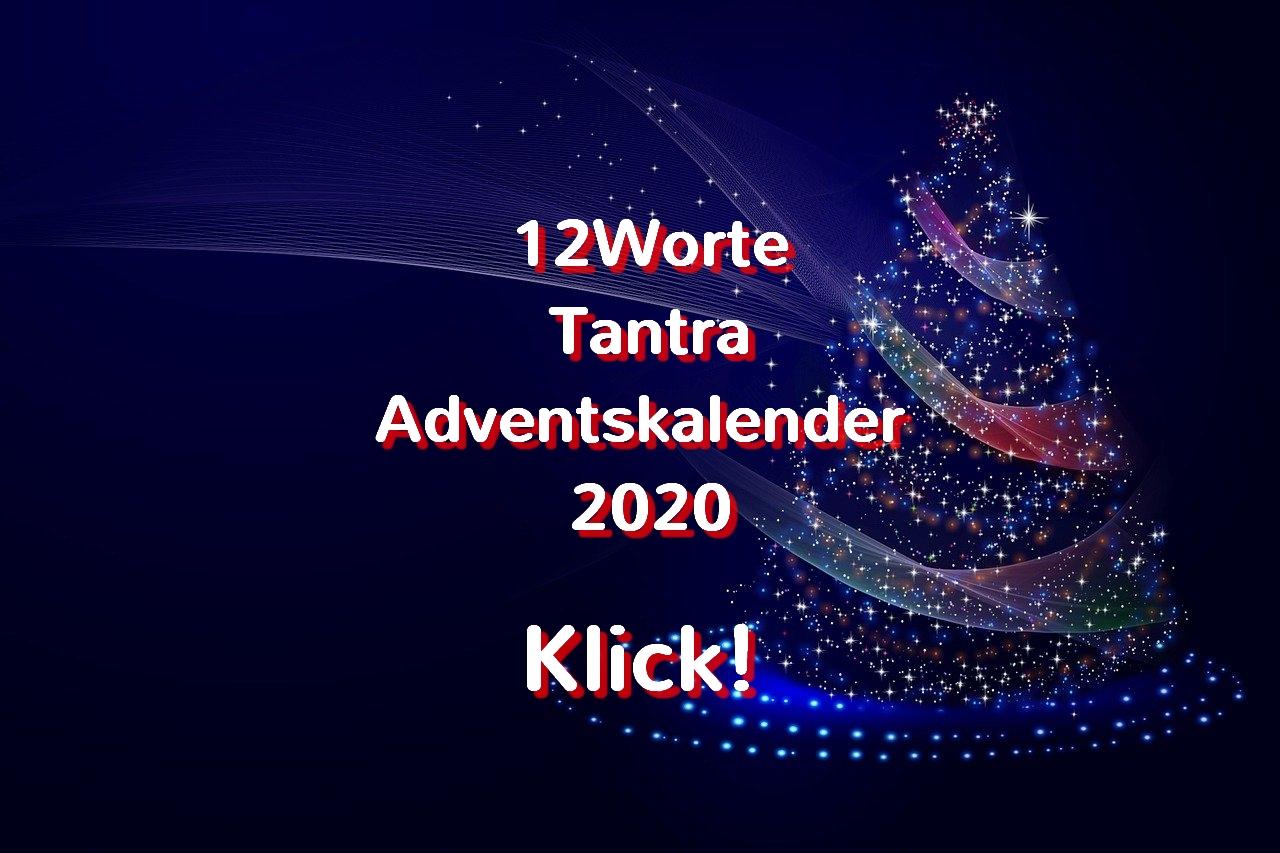 12Worte Tantra Adventskalender