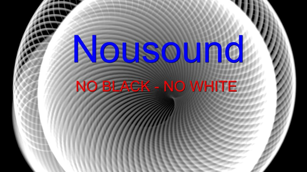 No Black No White