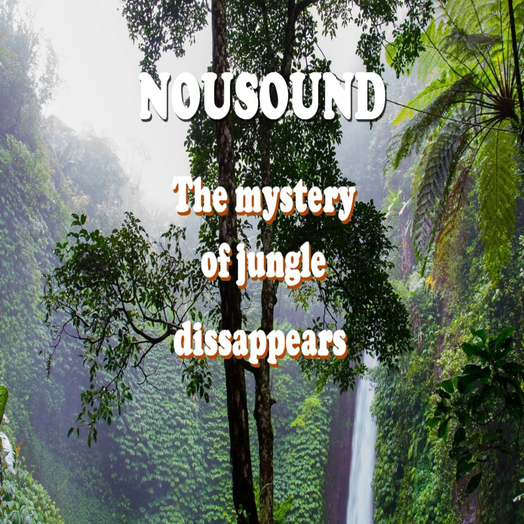 Mystery of the jungle dissappears