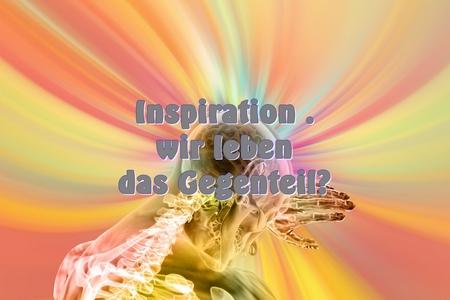Inspiration Schöpfung